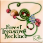 AZE Forest Treasures Necklace for Genre
